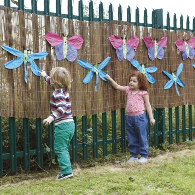 TTS Number Butterflies and Dragonflies 10pk