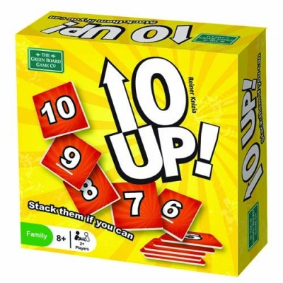 THE GREEN BOARD GAME CO. 10 Up