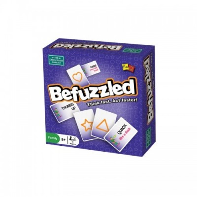 THE GREEN BOARD GAME CO. Befuzzled