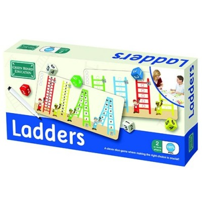 THE GREEN BOARD GAME CO. Ladders