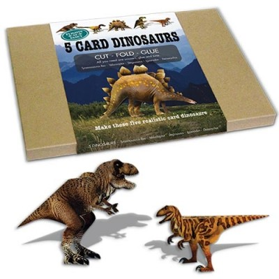THE GREEN BOARD GAME CO. Dinosaurs Set 1 - Stegosaurus