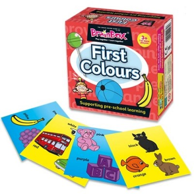 BRAINBOX First Colour