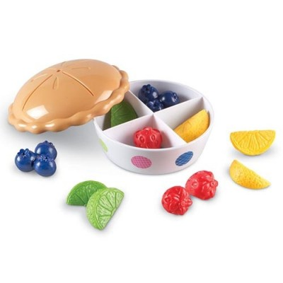 LEARNING RESOURCES Bright Bites Color Fun Fruit Pie