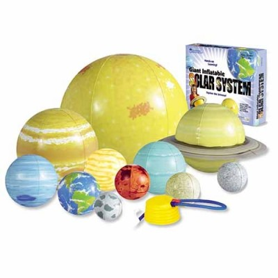 LEARNING RESOURCES Giant Inflatable Solar System Set