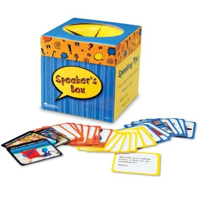 LEARNING RESOURCES Speaker's Box