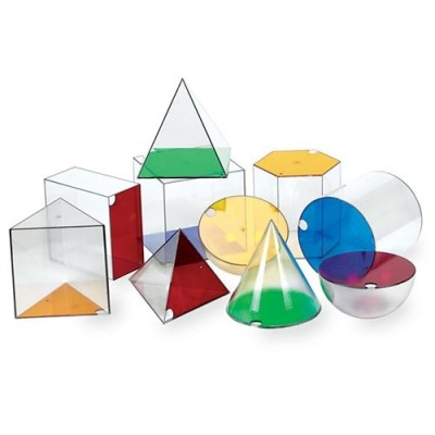 LEARNING RESOURCES Giant GeoSolids