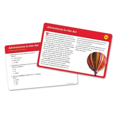 LEARNING RESOURCES Reading Comprehension Cards Year Group Four