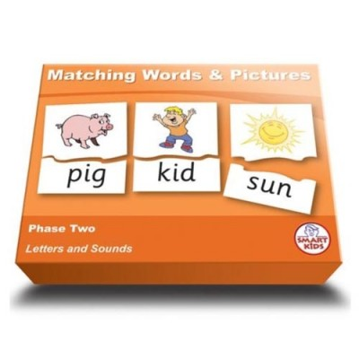 SMARTKIDS Matching Words & Pictures Phase Two