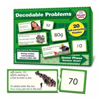 SMARTKIDS Decodable Word Problems to 100