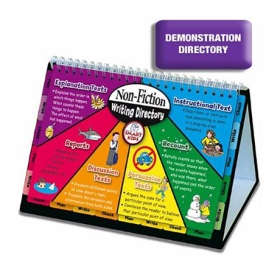 SMARTKIDS A3 Non-Fiction Writing Directory