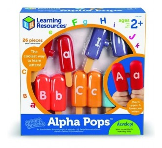 LEARNING RESOURCES Smart Snacks Alpha Pops