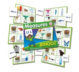 SMARTKIDS Measures Bingo