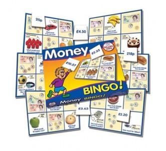 SMARTKIDS Money Bingo