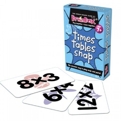 THE GREEN BOARD GAME CO. Time Tables Snap