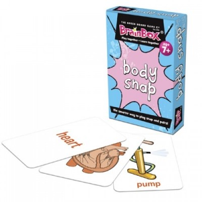 THE GREEN BOARD GAME CO. Body Snap