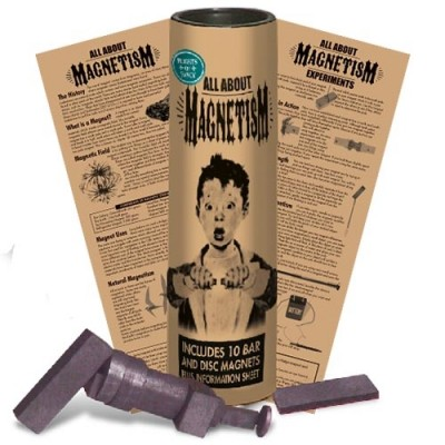 THE GREEN BOARD GAME CO. Magnetism Kit Classic