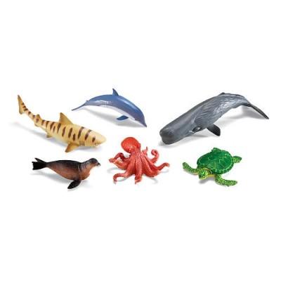 LEARNING RESOURCES Jumbo Ocean Animals