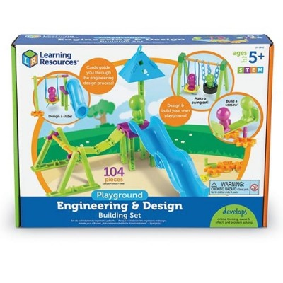 LEARNING RESOURCES Playground Engineering & Design Building Set