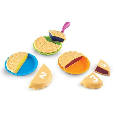 LEARNING RESOURCES Smart Snacks Puzzle Pies