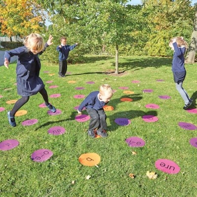 TTS Phonics Outdoor Mats Group Set