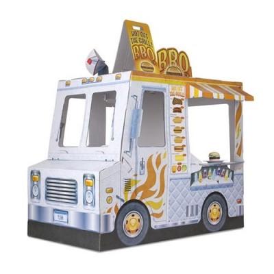 MELISSA & DOUG Cardboard Structure - Food Truck