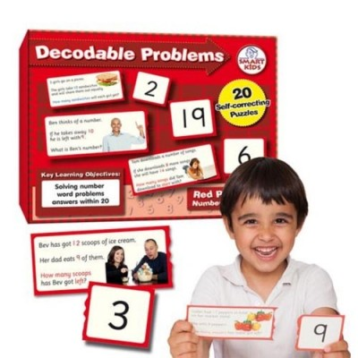 SMARTKIDS Decodable Word Problems to 20