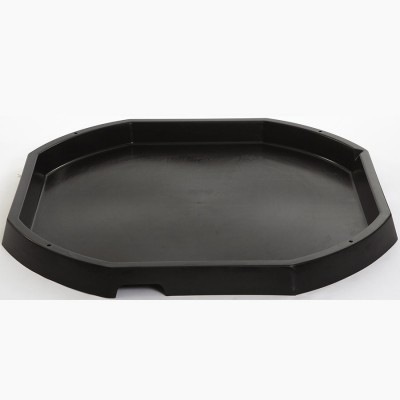 TTS Plastic Active World Tray Black